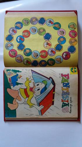 fantasias n°1 walt disney zig zag + 18 revistas en empaste