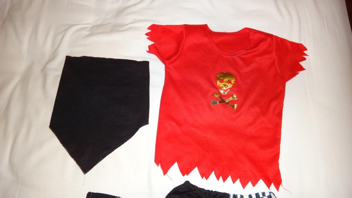 Fantasias Pirata Infantil Tam 1 Masculina R 3900 Em Mercado Livre