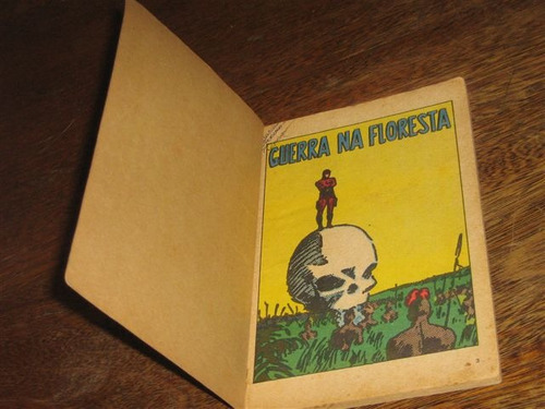 fantasma especial  ano:1976 rge guerra na floresta