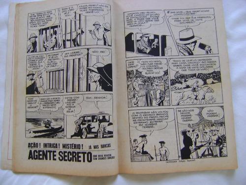 fantasma magazine nº 124 ed especial rge leia descrições!