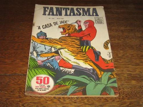 fantasma magazine n° 130 agosto/1967 rio gráfica editora