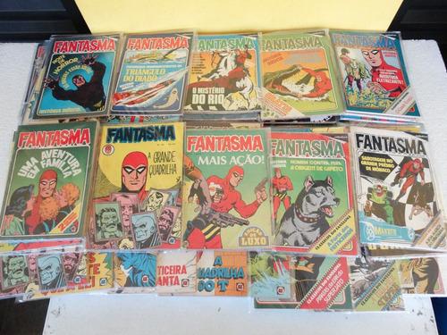 fantasma rge formatinho! 1975-1986! vários! r$ 20,00 cada!