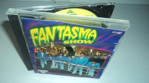 fantasma show cd solo para coleccionistas