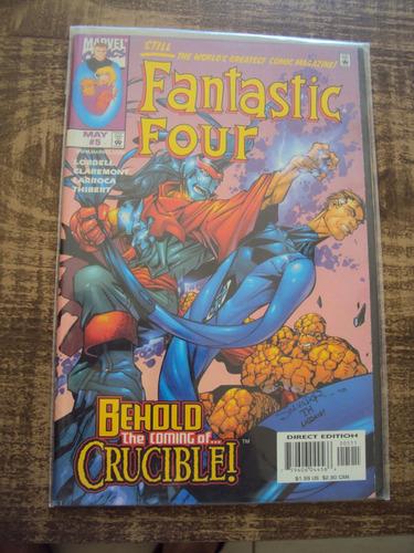 fantastic four # 05 - importada