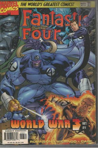 fantastic four marvel