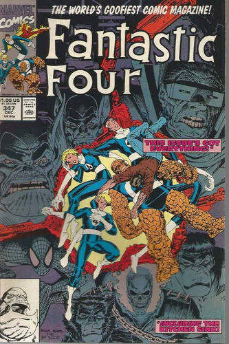 fantastic four marvel