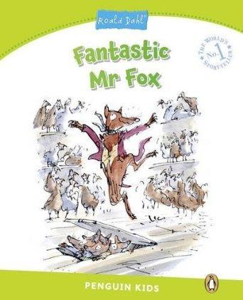 fantastic mr fox - penguin kids level 4 - rincon 9