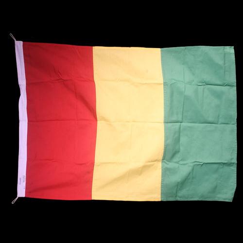 fantástica bandeira de guiné - década de 60