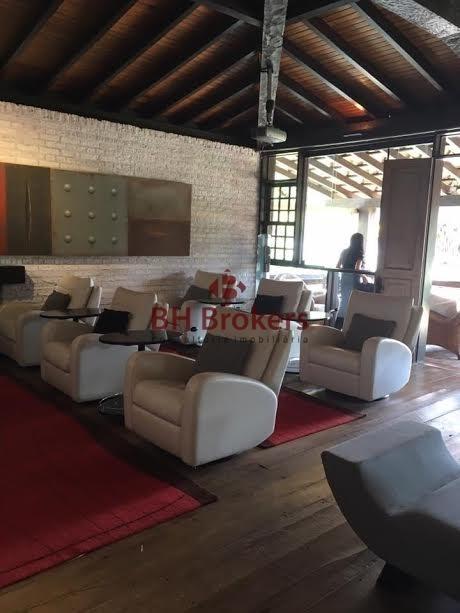 fantástica casa no mangabeiras - 7488