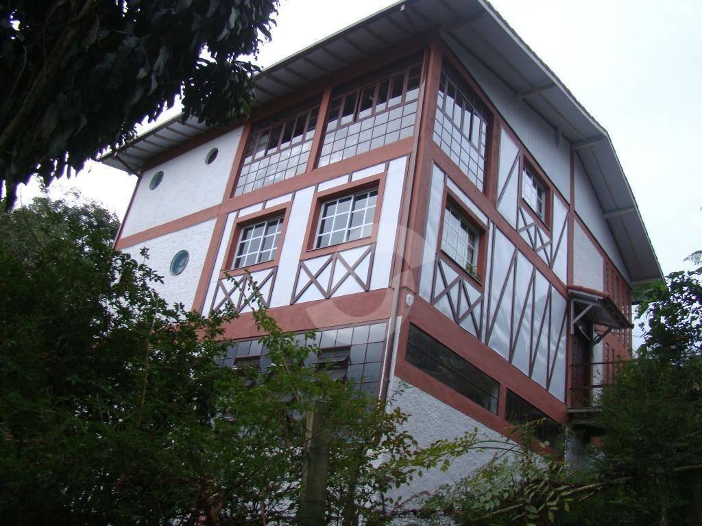 fantástica casa triplex em nova friburgo - ca0644