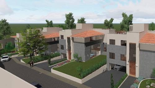 fantásticas casas en condominio parte baja de san jerónimo magdalena contreras