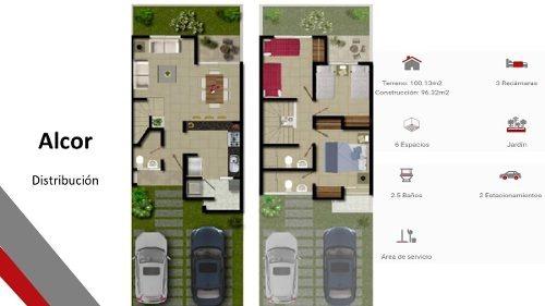 fantásticas casas en zákia (mt-c)