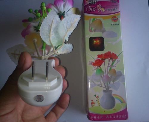 fantásticas lamparas decorativas led  nuevas automaticas