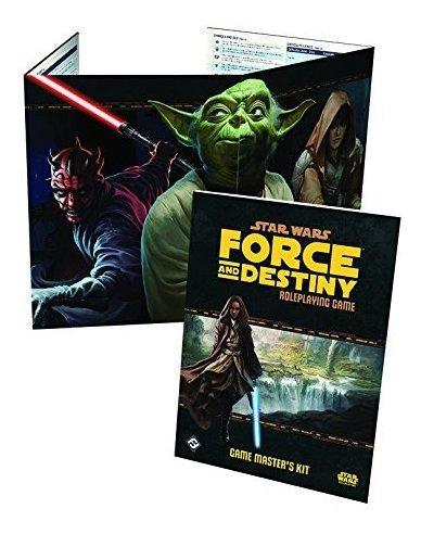 fantasy flight games star wars force y destiny rpg game mast