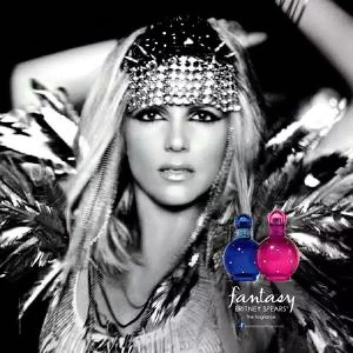 fantasy parfume britney spears - feminino - 100ml usa