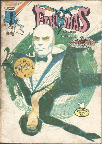 fantomas - editorial novaro méxico - varias revistas