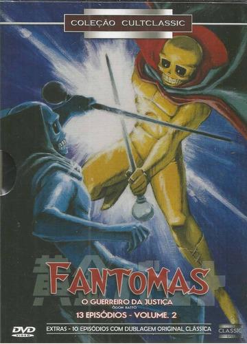 fantomas volume 02 dvd cultclassic - bonellihq l19
