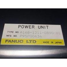 fanuc / power supply / a16b-1210-0890 / garantia 30 dias