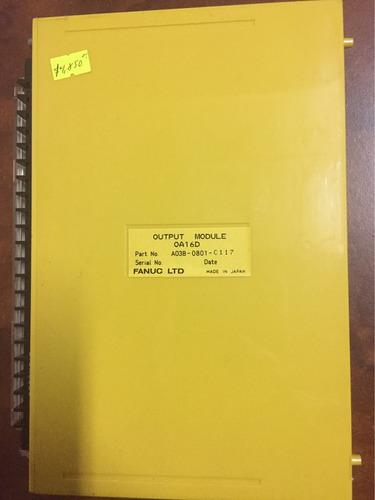 fanuc tarjeta output  a03b-0801-c117