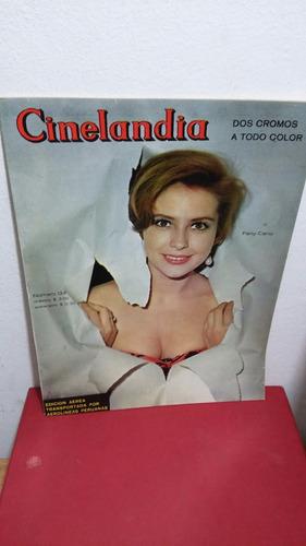 fany cano revista cinelandia dic 1963