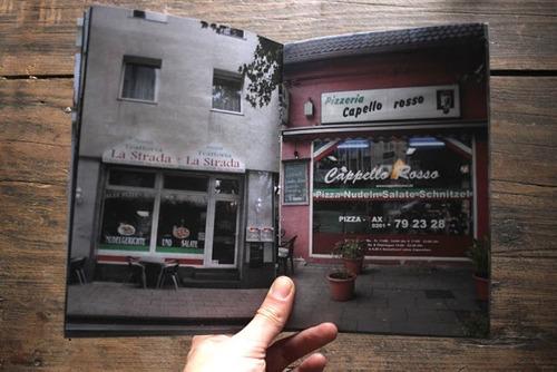 fanzine  registro de pizzerias en essen...  fotografía