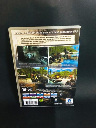 far cry 1 edição completa pc dvd mídia física frete 8 reais