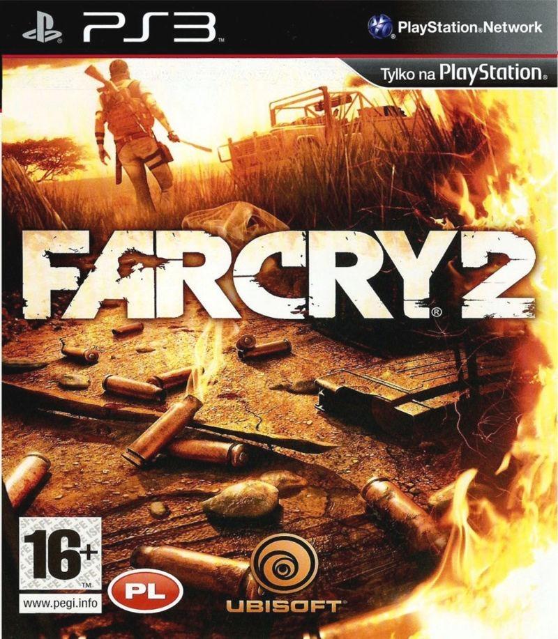 FARCRY 2 PS3 SEMINUEVO