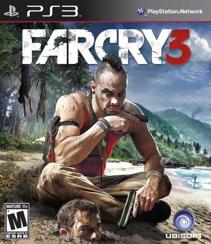 far cry 3 + dlc i juego ps3 digital español torrbian games