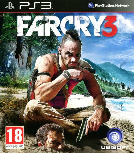 far cry 3 ps3 | digital español oferta | stock permanente!