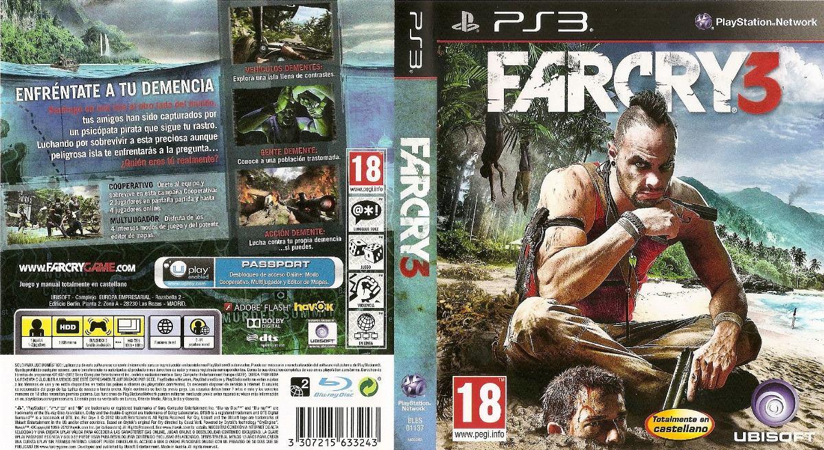 Far Cry 3 Ps3 Fisico 350 00 En Mercado Libre