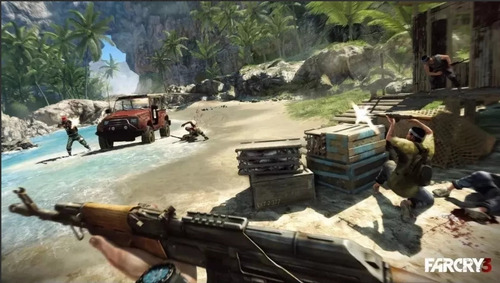 far cry 3 ps3 original- play colombia