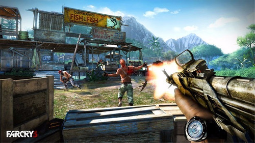 far cry 4 dlc escape of prision juego ps3 digital español