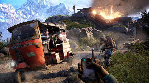 far cry 4 juego digital ps3