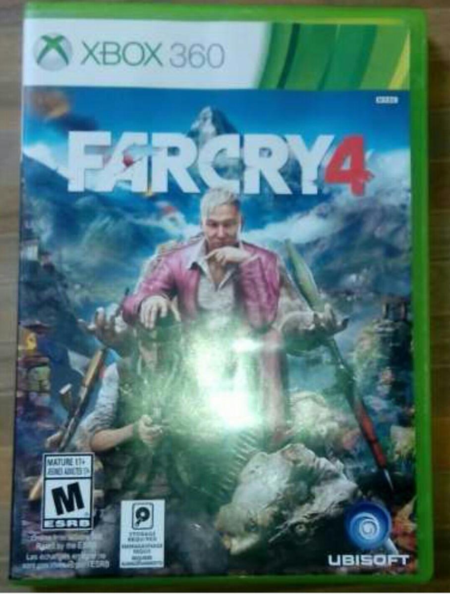 Far Cry 4 Juego Fisico Original D Xbox 360 Garantia D X Vida U S 39 00 En Mercado Libre