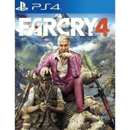 far cry 4 nuevo y sellado ps4