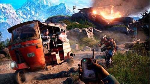 far cry 4 ps3 + far cry 3 | digital combo 2 juegos incluidos