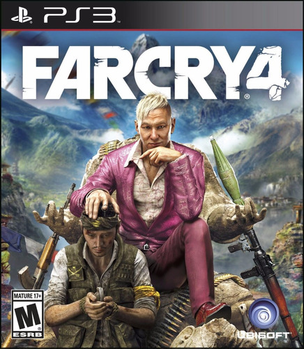 far cry 4 ps3 juego digital