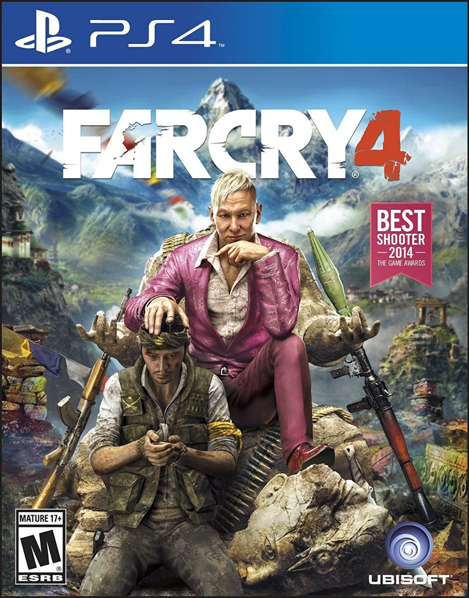 Far Cry 4 (SEMINUEVO)
