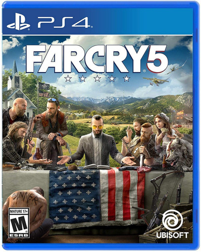far cry 5 / juego físico / ps4