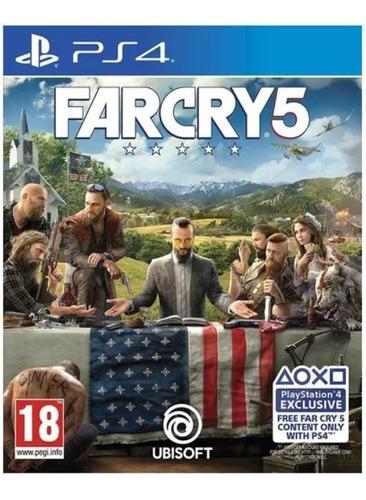 far cry 5 nuevo sellado + envio gratis !