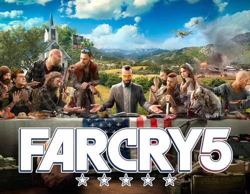 far cry 5 ps4 digital en español. completo disponible