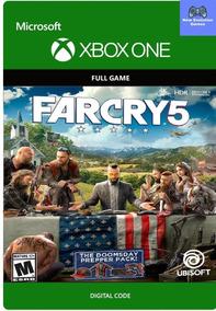 Far Cry 5 Xbox One Codigo Digital Entrega Inmediata!