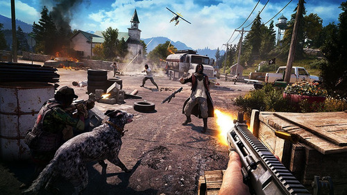 far cry 5 xbox one digital + brinde