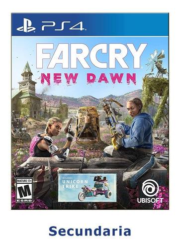 far cry new dawn ps4 digital