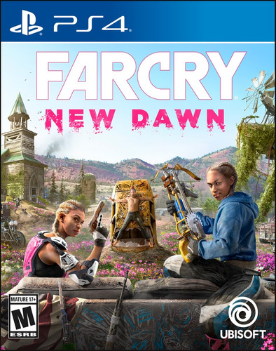 far cry new dawn ps4 fisico sellado envio gratis jazz pc