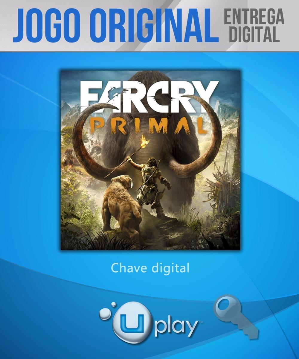Far cry primal pc uplay key cdigo original digital r 4499 em carregando zoom stopboris Images