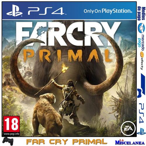 far cry primal ps4 digital | cupo secundario