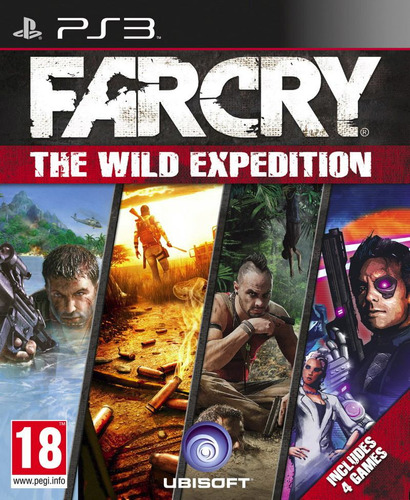 far cry the wild expedition 1 2 3 4 season pass ps3