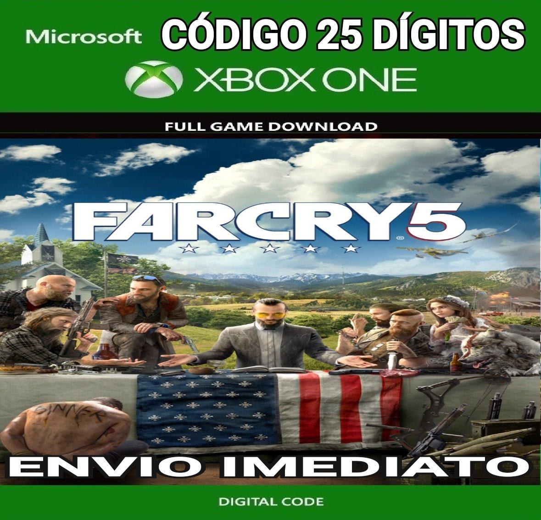 Far Cry 5 Xbox One Digital Download