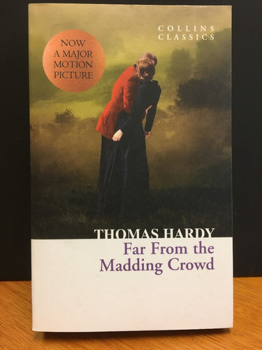 far from the madding crowd - thomas hardy - harper collins